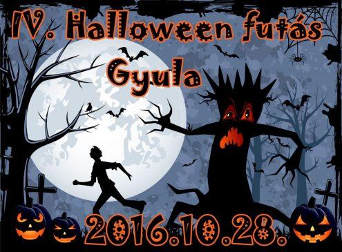 IV. Gyulai Halloween futás