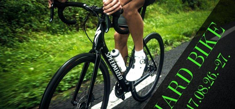 Hard Bike augusztus 26-27.