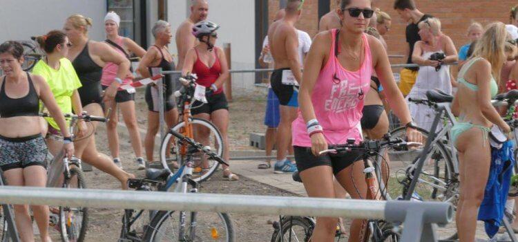 Pocakos triatlon
