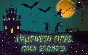 Halloween futás Gyula